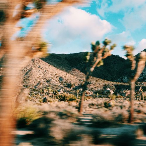 okay to be a blur sometimes